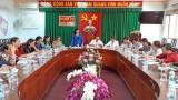 Hội LHPN các cấp trong tỉnh Long An phải từng bước khắc phục bệnh hành chính, thành tích