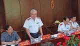 Tổng Thanh tra Chính phủ làm việc với lãnh đạo tỉnh Long An