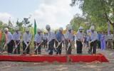 Viettel Long An - Tập đoàn Viễn thông Quân đội: Khởi công xây dựng cầu nông thôn tại xã Bình Hòa Bắc