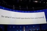 Facebook phát triển công nghệ gõ văn bản bằng ý nghĩ