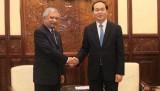 Chủ tịch nước: Việt Nam ủng hộ các nỗ lực cải tổ Liên Hợp Quốc
