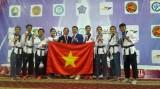 Taekwondo VN giành 2 HCV trẻ châu Á 2017