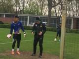 Thủ môn tuyển U-20 VN được HLV Đức huấn luyện