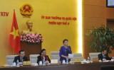 Bế mạc phiên họp thứ 9 Ủy ban Thường vụ Quốc hội