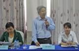 Lãnh đạo Văn phòng Quốc hội làm việc với Văn phòng Đoàn ĐBQH các tỉnh miền Tây Nam bộ