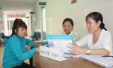 Phụ nữ được tiếp cận các dịch vụ chăm sóc sức khỏe sinh sản