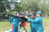 Long An: Hội thi chuyên ngành Phòng không dân quân năm 2017