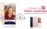 Asus ra mắt dòng điện thoại thông minh dành cho tín đồ livestream