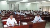 Đảng ủy khối Các cơ quan tỉnh Long An: Nâng cao chất lượng công tác xây dựng Đảng