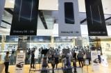 Samsung giành lại ngôi vương về điện thoại thông minh từ tay Apple