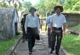 Đoàn Cựu chiến binh Trung đoàn 271 thăm chiến trường xưa tại huyện Đức Hòa
