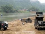 Báo động tình trạng cạn kiệt cát vì khai thác tràn lan