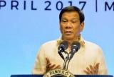 Tổng thống Philippines Rodrigo Duterte thăm tàu chiến Trung Quốc