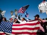 Tuần hành phản đối chính sách nhập cư của Tổng thống Mỹ Trump