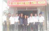 Cần Giuộc: Trao tặng nhà tình nghĩa cho gia đình chính sách