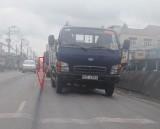 Đường trồi, lún: Nguy cơ tai nạn giao thông