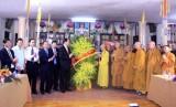 Chủ tịch nước thăm, chúc mừng Hòa thượng Thích Phổ Tuệ