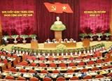 Ngày làm việc thứ hai Hội nghị lần thứ năm Ban Chấp hành TW Đảng