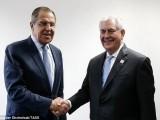 Ngoại trưởng Mỹ và Nga sắp tiến hành hội đàm tại Washington