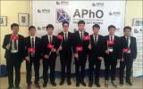 7 học sinh Việt Nam đoạt giải Olympic Vật lý châu Á năm 2017