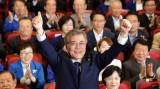 Mỹ chúc mừng ông Moon Jae-in thắng cử Tổng thống Hàn Quốc