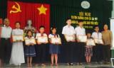 Châu Thành nỗ lực xây dựng huyện cộng đồng học tập