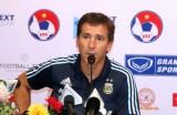 """HLV Ubeda: """"Tôi ấn tượng với Hoàng Nam của U-20 VN"""""""