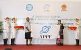 Việt Nam nhận chức Chủ tịch Diễn đàn Nghị viện Châu Á – Thái Bình Dương