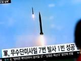 Hàn Quốc xác nhận vụ phóng tên lửa của Triều Tiên thành công