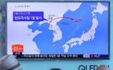 Dư luận thế giới dậy sóng sau vụ phóng tên lửa mới của Triều Tiên