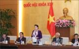 Thường vụ Quốc hội sẽ cho ý kiến về thôi nhiệm vụ với ông Võ Kim Cự