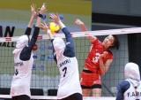 Tuyển bóng chuyền nữ U-23 VN đánh bại U-23 Iran