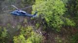 Rơi máy bay trinh sát Nhật, 4 người tử nạn