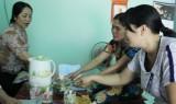 Thị trấn Tân Hưng: Đoàn thể thực hiện hiệu quả công tác vận động kế hoạch hóa gia đình