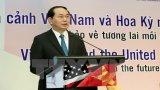 """""""Hợp tác phát triển là một động lực của quan hệ Việt Nam-Hoa Kỳ"""""""
