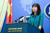 Việt Nam hết sức quan ngại việc Triều Tiên phóng tên lửa