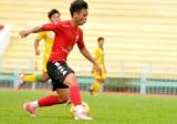 Tập huấn giữa mùa giải: Long An thắng Đồng Tháp 1- 0