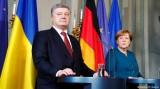 Lãnh đạo Ukraine và Đức thảo luận kịch bản gây áp lực với Nga