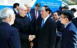 APEC 2017: Đại biểu quốc tế đánh giá cao đóng góp, đề xuất của Việt Nam