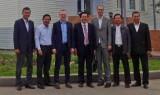 Bí thư Tỉnh ủy - Phạm Văn Rạnh thăm và làm việc với lãnh đạo Nhà máy sản xuất vắc-xin AVIVAC