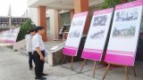 Triển lãm hình ảnh hoạt động cách mạng của Chủ tịch Hồ Chí Minh