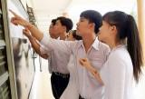 Bến Lức: Hơn 1.300 thí sinh thi thử trước khi bước vào kỳ thi THPT quốc gia năm 2017