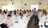 Hội thảo về quản lý bệnh lao