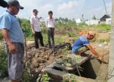 Thủ Thừa: Hiệu quả từ nguồn vốn vay nước sạch và vệ sinh môi trường
