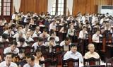 Giáo dục, nâng cao nhận thức về công tác phòng, chống tham nhũng, lãng phí