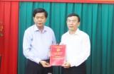 Ông Nguyễn Văn Hùng được bổ nhiệm giữ chức vụ Giám đốc Sở Xây dựng tỉnh Long An