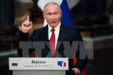 Tổng thống Nga Putin khẳng định Syria không dùng vũ khí hóa học