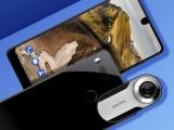 """""""Cha đẻ"""" Android ra mắt mẫu điện thoại Essential Phone """"siêu đẹp"""""""