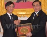 Thủ tướng Thái Lan: Quan hệ với Việt Nam đang ở giai đoạn tốt đẹp nhất