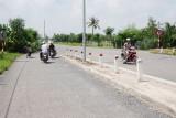 Thủ Thừa: Nhiều nguy cơ mất an toàn giao thông